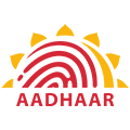 Generate e-Aadhaar (Black and White Print)